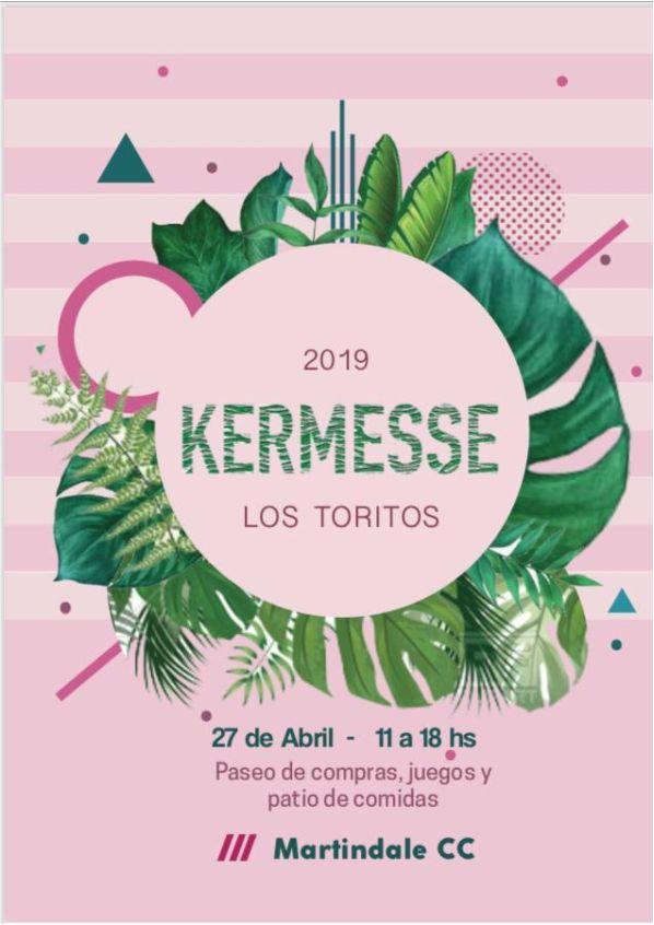 Kermesse Los Toritos en Martindale este sábado