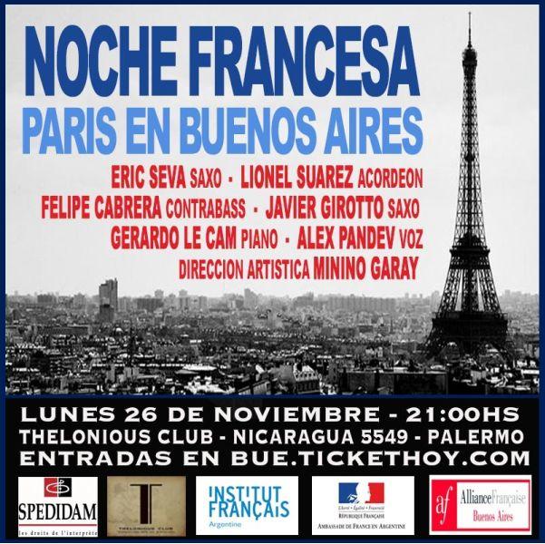 Paris en Buenos Aires